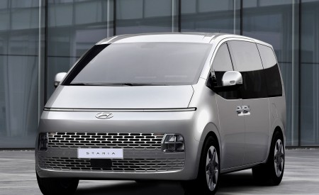 2022 Hyundai Staria Wallpapers HD