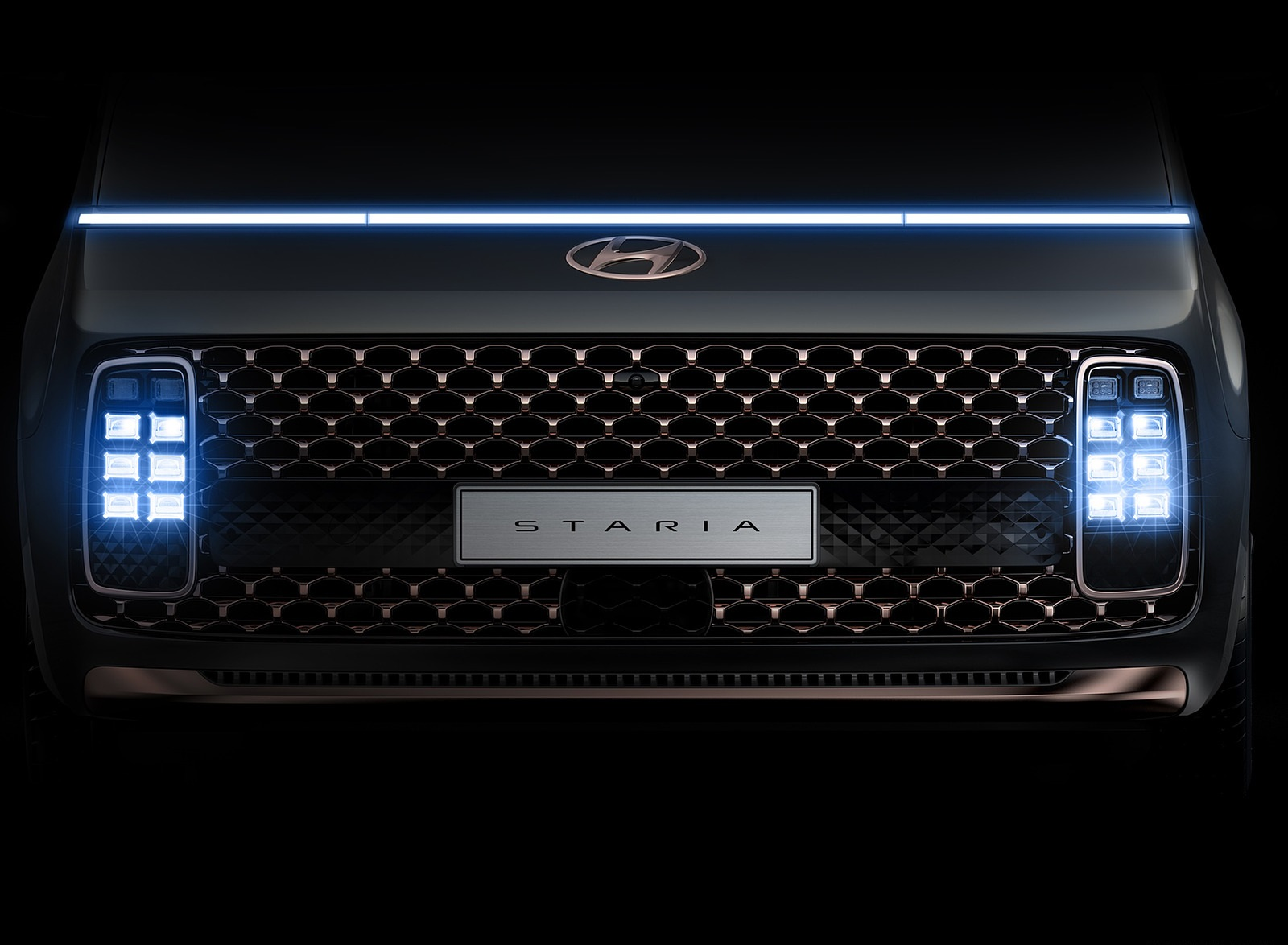 2022 Hyundai Staria Headlight Wallpapers (9)