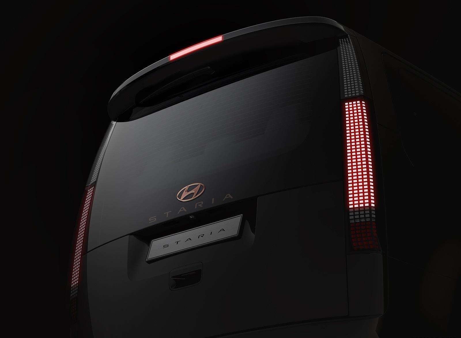 2022 Hyundai Staria Tail Light Wallpapers (8)