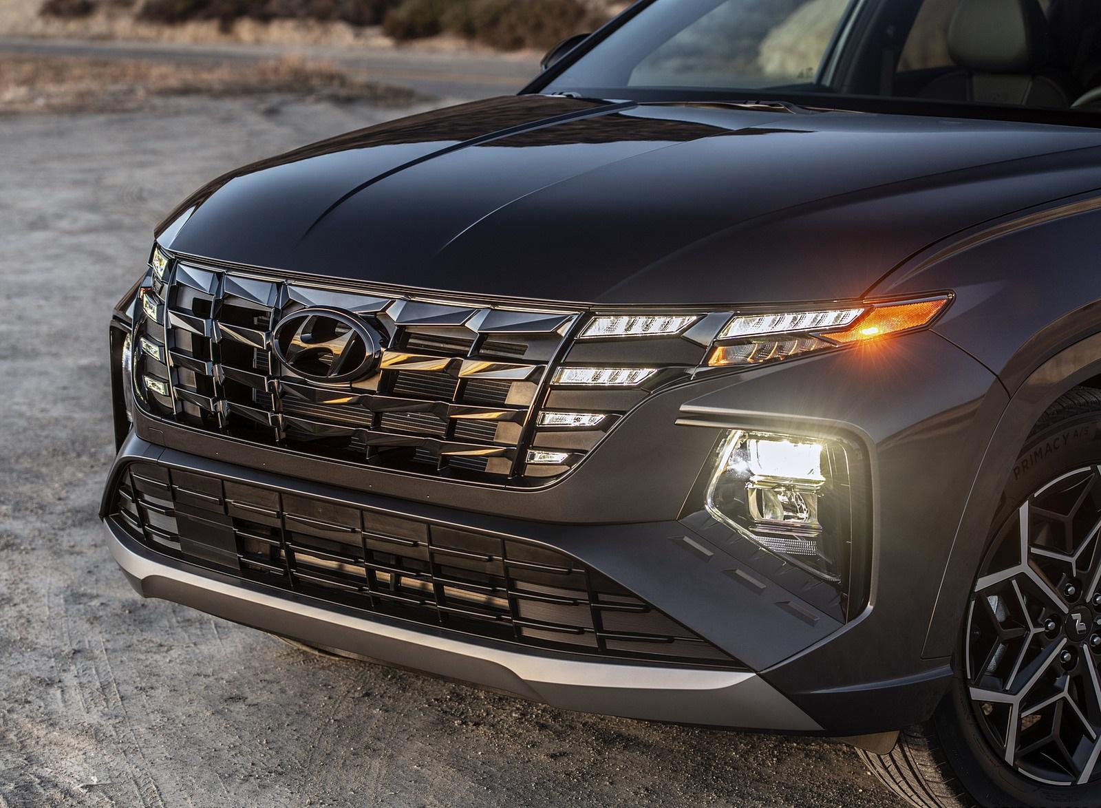 2022 Hyundai Tucson N Line Detail Wallpapers  (9)