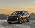 2022 Hyundai Tucson N Line Front Three-Quarter Wallpapers 150x120 (6)