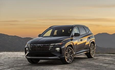 2022 Hyundai Tucson N Line Front Three-Quarter Wallpapers 450x275 (6)