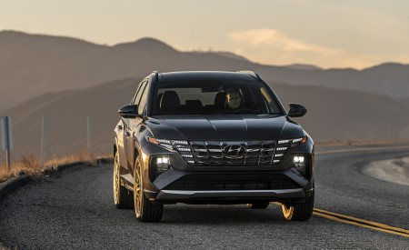 2022 Hyundai Tucson N Line Front Wallpapers  450x275 (3)
