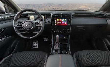 2022 Hyundai Tucson N Line Interior Cockpit Wallpapers 450x275 (30)