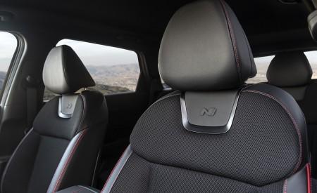 2022 Hyundai Tucson N Line Interior Front Seats Wallpapers 450x275 (39)