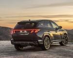 2022 Hyundai Tucson N Line Rear Three-Quarter Wallpapers 150x120 (8)
