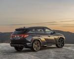 2022 Hyundai Tucson N Line Rear Three-Quarter Wallpapers  150x120 (7)