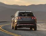 2022 Hyundai Tucson N Line Rear Wallpapers 150x120 (4)