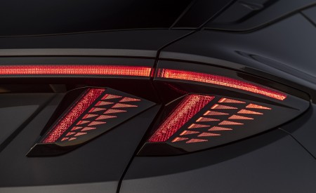 2022 Hyundai Tucson N Line Tail Light Wallpapers  450x275 (18)