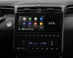 2022 Hyundai Tucson Plug-In Hybrid Central Console Wallpapers  150x120 (40)