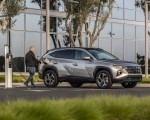 2022 Hyundai Tucson Plug-In Hybrid Front Three-Quarter Wallpapers  150x120 (9)