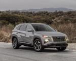2022 Hyundai Tucson Plug-In Hybrid Front Three-Quarter Wallpapers  150x120 (4)