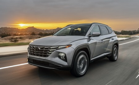 2022 Hyundai Tucson Plug-In Hybrid Wallpapers HD