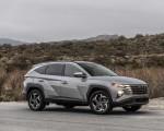 2022 Hyundai Tucson Plug-In Hybrid Front Three-Quarter Wallpapers 150x120 (5)