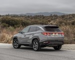 2022 Hyundai Tucson Plug-In Hybrid Rear Three-Quarter Wallpapers 150x120 (7)