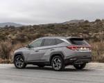 2022 Hyundai Tucson Plug-In Hybrid Rear Three-Quarter Wallpapers  150x120 (6)