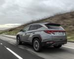 2022 Hyundai Tucson Plug-In Hybrid Rear Three-Quarter Wallpapers 150x120 (3)