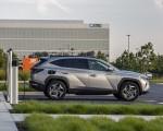 2022 Hyundai Tucson Plug-In Hybrid Side Wallpapers 150x120 (12)