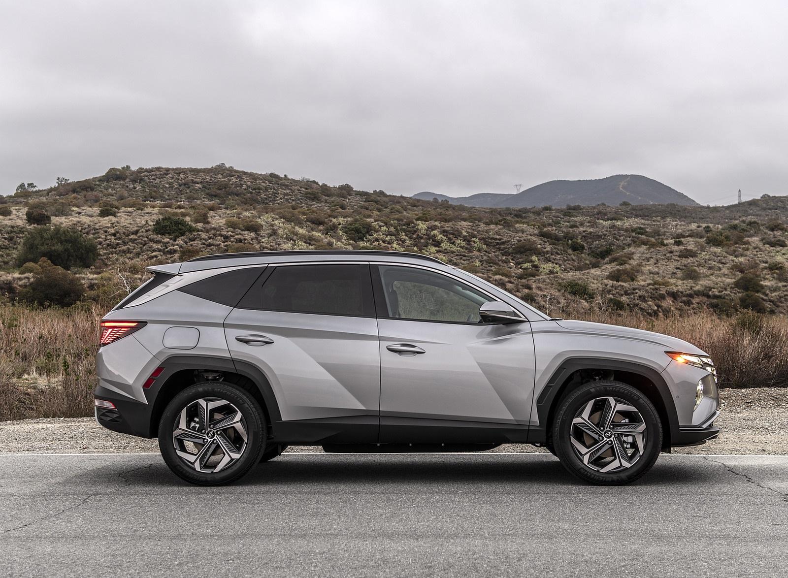 2022 Hyundai Tucson Plug-In Hybrid Side Wallpapers (8)