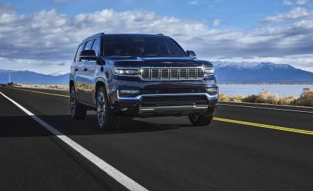 2022 Jeep Grand Wagoneer Wallpapers HD