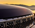 2022 Jeep Grand Wagoneer Grill Wallpapers  150x120 (31)