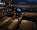 2022 Jeep Grand Wagoneer Interior Wallpapers 150x120 (47)