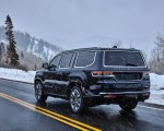 2022 Jeep Grand Wagoneer Rear Three-Quarter Wallpapers  150x120 (18)