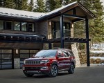 2022 Jeep Wagoneer Front Three-Quarter Wallpapers 150x120 (31)