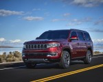 2022 Jeep Wagoneer Front Three-Quarter Wallpapers  150x120 (14)
