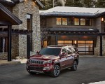 2022 Jeep Wagoneer Front Three-Quarter Wallpapers 150x120 (27)