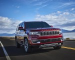 2022 Jeep Wagoneer Front Three-Quarter Wallpapers 150x120 (16)