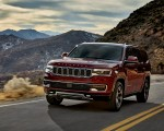 2022 Jeep Wagoneer Front Three-Quarter Wallpapers 150x120 (9)