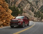 2022 Jeep Wagoneer Front Three-Quarter Wallpapers 150x120 (7)