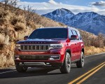 2022 Jeep Wagoneer Wallpapers HD