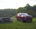 2022 Jeep Wagoneer Front Three-Quarter Wallpapers 150x120 (42)