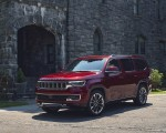 2022 Jeep Wagoneer Front Three-Quarter Wallpapers 150x120 (41)