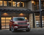 2022 Jeep Wagoneer Front Wallpapers 150x120 (26)