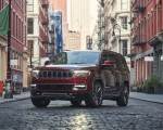2022 Jeep Wagoneer Front Wallpapers 150x120 (40)