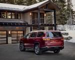 2022 Jeep Wagoneer Rear Three-Quarter Wallpapers 150x120 (33)