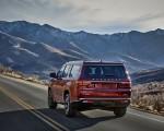 2022 Jeep Wagoneer Rear Three-Quarter Wallpapers  150x120 (5)