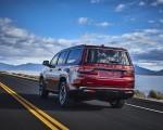 2022 Jeep Wagoneer Rear Three-Quarter Wallpapers 150x120 (19)