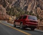 2022 Jeep Wagoneer Rear Three-Quarter Wallpapers 150x120 (8)