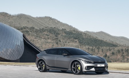 2022 Kia EV6 GT Wallpapers HD