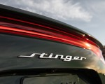 2022 Kia Stinger GT-Line Badge Wallpapers 150x120 (20)