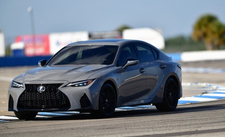2022 Lexus IS 500 F Sport Performance Launch Edition Wallpapers HD