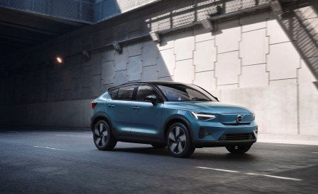 2022 Volvo C40 Recharge Wallpapers HD