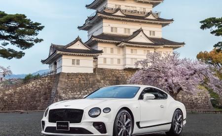 2021 Bentley Continental GT V8 Equinox Edition Wallpapers HD