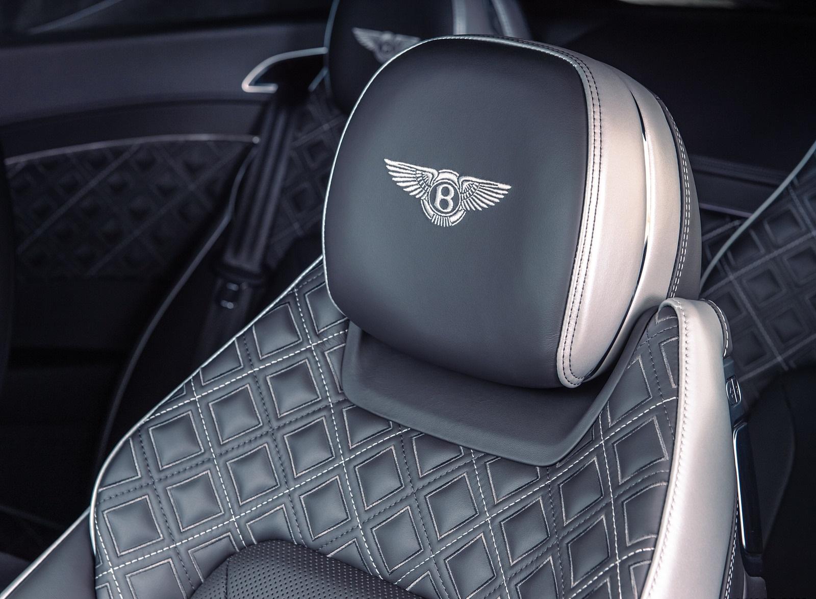 2021 Bentley Continental GT V8 Equinox Edition Interior Seats Wallpapers (9)