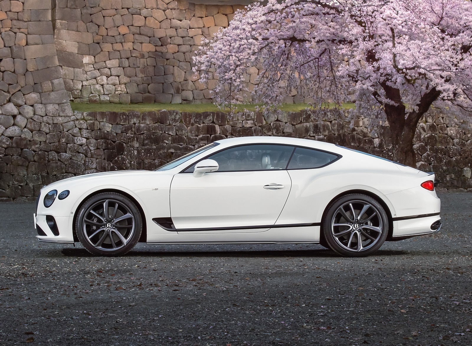 2021 Bentley Continental GT V8 Equinox Edition Side Wallpapers (3)