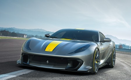 2021 Ferrari 812 Superfast Special Edition Wallpapers HD